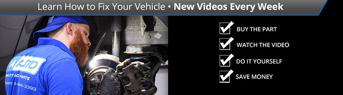Learn How to Fix Your Vehicle