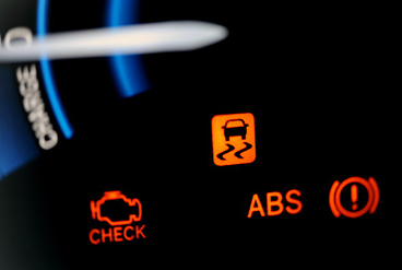 bad wheel bearing symptoms dashboard lights