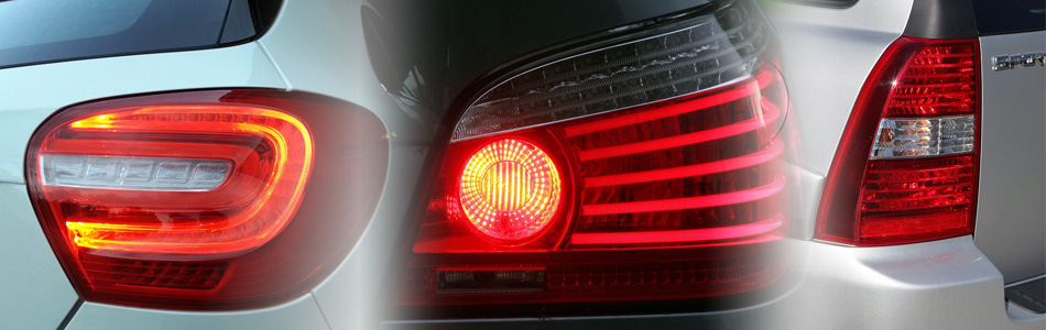 tail lights brake lights
